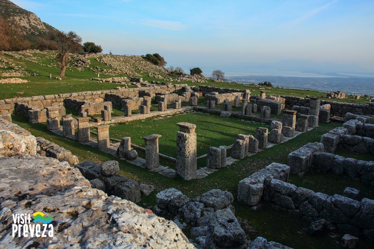 Αρχαία Κασσώπη - Visit Preveza - Τουριστικός Οδηγός για το Νομό Πρέβεζας   Preveza tourist guide   Διακοπές στην Πρέβεζα